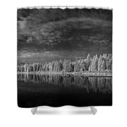 Round Lake State Park 5 Shower Curtain