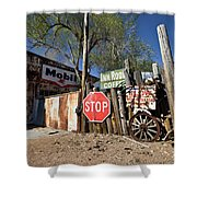 Route 66-56 Shower Curtain