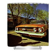 Route 66-57 Shower Curtain