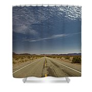 Route 66-76 Shower Curtain