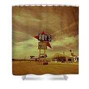 Route 66-82 Shower Curtain