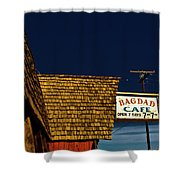 Route 66-88 Shower Curtain