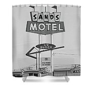 Route 66 - Grants New Mexico Shower Curtain