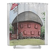 Route 66 Ok Shower Curtain