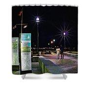 Rowe's Wharf 2636 Shower Curtain