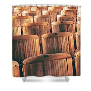 Rows Of Seats Shower Curtain