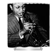 Roy Hines Shower Curtain
