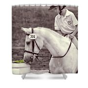 Royal Ascot Shower Curtain