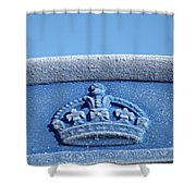 Royal Blood Shower Curtain