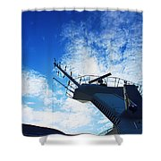 Royal Caribbean Cruise Shower Curtain