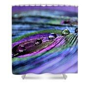 Soul Reflections Shower Curtain