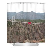 Royal Gorge Shower Curtain