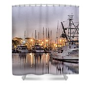 Royal Pacific Shower Curtain