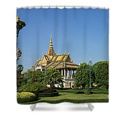Royal Palace 02 Shower Curtain