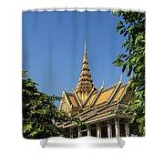 Royal Palace 03 Shower Curtain