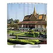 Royal Palace 06 Shower Curtain