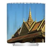 Royal Palace 10  Shower Curtain