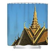 Royal Palace 11  Shower Curtain