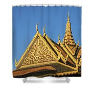 Royal Palace 13  Shower Curtain