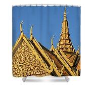 Royal Palace 14  Shower Curtain