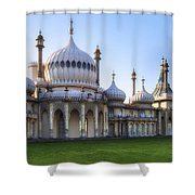 Royal Pavilion Brighton Shower Curtain