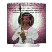 Royal Priesthood Shower Curtain