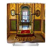 Royal Ride Shower Curtain