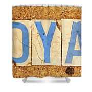 Royal Street - Nola Shower Curtain