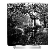 Royal Welsh College Of Music And Drama Shower Curtain
