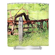 Rubber Shower Curtain