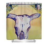 Ruby Road Shower Curtain