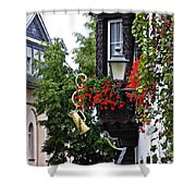 Rudesheim 3 Shower Curtain