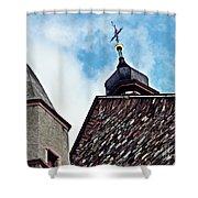 Rudesheim 5 Shower Curtain