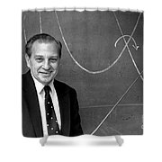 Rudolph Marcus, American Chemist Shower Curtain