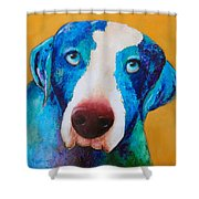 Rudy Shower Curtain