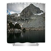 Rugged Territory Shower Curtain