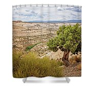Rugged West Shower Curtain