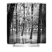 Rule Of 3 Shower Curtain