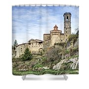 Rupit I Pruit In Catalonia Shower Curtain