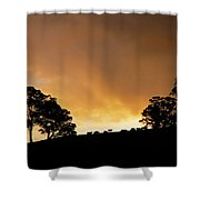 Rural Glory Shower Curtain