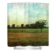 Rural Landscape 5904 Idp_2 Shower Curtain