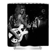 Rush 77 #16 Shower Curtain
