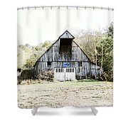 Rush Creek Farm Shower Curtain