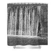 Rushing Waterfall Shower Curtain