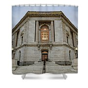 Russell Senate Office Building Shower Curtain