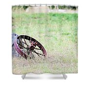 Rustic 004 Shower Curtain