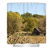 Rustic Escape Shower Curtain