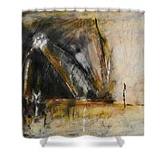 Rustic Interlude Shower Curtain