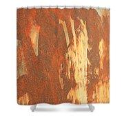 Rusty Drum #2 Shower Curtain
