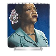 Ruth Jacott Shower Curtain